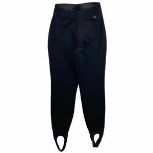 Schoeller High Rise Slim Leg Ski Pant